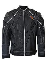baratos -RidingTribe JK-41 Roupa da motocicleta JaquetaforTodos Fibra de carbono / Tecido Oxford Primavera / Verão Resistente ao Desgaste / Proteção / Respirável