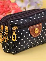 cheap -Women's Bags Polyester Clutch Pattern / Print Brown / Dark Brown / Dark Red