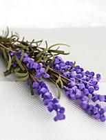 Недорогие -Искусственные Цветы 1 Филиал Классический Модерн / Простой стиль Светло-голубой Букеты на стол