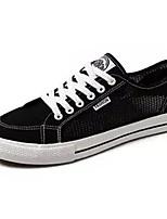 cheap -Men's PU(Polyurethane) Summer Comfort Sneakers White / Black