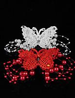 abordables -Epingles Accessoires pour cheveux Strass Perruques Accessoires Femme 1pcs pcs 20m cm Fête de Mariage Coiffures Adorable