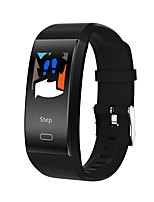 cheap -Smart Bracelet Smartwatch TF6 for Android iOS Bluetooth Sports Waterproof Heart Rate Monitor Blood Pressure Measurement Calories Burned Pedometer Call Reminder Sleep Tracker Sedentary Reminder