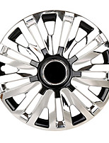 cheap -1 Piece Hub Cap 15 inch Fashion Plastic / Metal Wheel CoversForuniversal General Motors All years