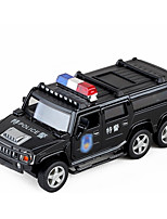 cheap -Toy Car Police car Car New Design Metal Alloy Child's Teenager All Boys' Girls' Toy Gift 1 pcs