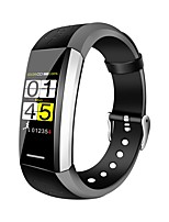 cheap -Smartwatch V1 for Android iOS Bluetooth Waterproof Heart Rate Monitor Blood Pressure Measurement Calories Burned Exercise Record Pedometer Call Reminder Sleep Tracker Sedentary Reminder / Alarm Clock