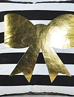 Недорогие -1 штук Полиэстер Наволочки, Геометрический принт С узором / Современный
