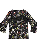 cheap -Women's Going out / Work Blouse - Floral