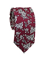 cheap -Unisex Party / Basic Necktie - Floral / Color Block