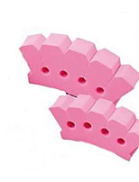cheap -Hair Styling Tools Plastics / Foam Attachments comb Simple 2pcs Daily Wear Modern / Contemporary Pink