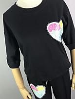 abordables -Mujer Conjunto - Arco iris Pantalón