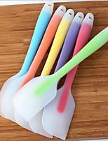 Недорогие -инструменты для выпечки шпатель для торта силиконовый шпатель выпечка кондитерские изделия шпатель шпатель кремовый смеситель мороженое совок кремовый скребок