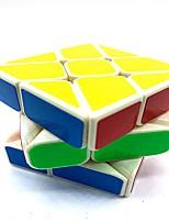 economico -cubo di Rubik z-cube Scramble Cube / Floppy Cube 3*3*3 Cubo Cubi Cubo a puzzle Adesivo liscio / Stress e ansia di soccorso Regalo Tutti