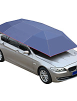 economico -Semi-coverage Coperture per auto Tessuto Oxford Universali Tutti i modelli Tutti gli anni For Estate