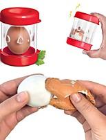 billiga -Köksredskap Plastik Kreativ Köksredskap Äggverktyg Vardagsanvändning / Egg / För köksredskap 1st