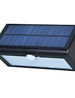 Недорогие -1шт 3 W Свет газонные Водонепроницаемый / Работает от солнечной энергии / Инфракрасный датчик Белый 3.7 V Уличное освещение