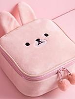 cheap -Nonwoven Rectangle Cute / Cool Home Organization, 1pc Makeups Storage