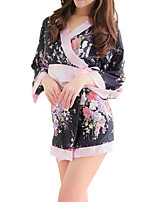 cheap -Women's Suits Nightwear - Print, Floral