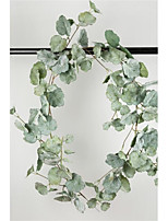 cheap -Artificial Flowers 1 Branch Wall-Mounted Modern / Contemporary Plants Wall Flower