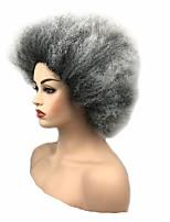 preiswerte -Synthetische Perücken Locken Gold Pixie-Schnitt Synthetische Haare Synthetik Gold / Rosa Perücke Damen Kurz Kappenlos