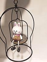 Недорогие -1шт Резина / Металл Европейский стиль для Украшение дома, Декоративные объекты Дары
