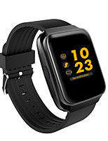 cheap -Smartwatch Z40 PLUS for Android 4.3 and above / iOS 7 and above New Design / Touch Screen / Heart Rate Monitor Pedometer / Activity Tracker / Sleep Tracker