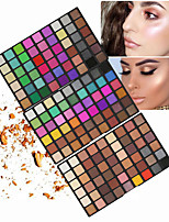preiswerte -162 Concealer & Basis / Lidschatten Auge / Erröten / Verkleidung Wasserfest / Mehrfarbig / dauerhaft Wasserdicht Lang anhaltend Alltag Make-up / Halloween Make-up / Party Make-up Bilden Kosmetikum