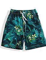 cheap -Boys' Swimming Trunks Ultra Light (UL), Quick Dry POLY Swimwear Beach Wear Board Shorts / Bottoms Surfing / Beach / Watersports