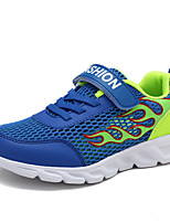 cheap -Boys' Shoes Mesh Summer / Spring & Summer Comfort Athletic Shoes Running Shoes / Walking Shoes for Green / Blue / Royal Blue