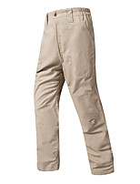 cheap -Men's Hiking Pants Outdoor Fast Dry, Quick Dry, Wearable Pants / Trousers / Bottoms Hiking / Outdoor Exercise / Multisport
