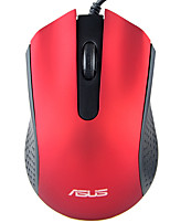 cheap -ASUS Wired USB Office Mouse / Ergonomic Mouse Optical AE-01 3 pcs keys 1000 dpi