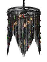 cheap -Ecolight™ 6-Light Empire / Novelty Chandelier Ambient Light - Creative, Adjustable, New Design, 110-120V / 220-240V Bulb Not Included