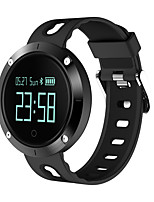 cheap -Smartwatch DM58 for Heart Rate Monitor / Blood Pressure Measurement / Calories Burned / Distance Tracking / Pedometers Call Reminder / Activity Tracker / Sleep Tracker / Sedentary Reminder / Find My