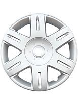 economico -1 pezzo Coprimozzo 14 inch Di tendenza Plastica / Metallo CopricerchiForBuick Excelle / Excelle HRV Tutti gli anni