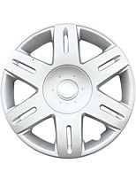 Недорогие -1 шт. Крышка ступицы 14 inch Мода пластик / Металл Колпаки на колесаForBuick Excelle / Excelle HRV Все года