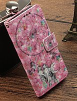 cheap -Case For Huawei Mate 10 pro / Mate 10 lite Card Holder / with Stand / Flip Full Body Cases Dream Catcher Hard PU Leather for Mate 10 pro / Mate 10 lite