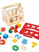 preiswerte -Geometrische Muster Haus Hawaiianisch Stücke Kinder / Elementar Geschenk
