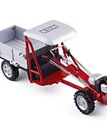 Недорогие -Игрушечные машинки Фермерская техника Транспортер грузовик Вид на город / утонченный Металл Все Детские / Для подростков Подарок 1 pcs