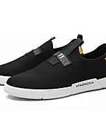 cheap -Men's Mesh Summer Comfort Loafers & Slip-Ons Black / Red / Black / Yellow