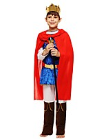 cheap -Cosplay Outfits Boys' Halloween / Carnival / Children's Day Festival / Holiday Halloween Costumes Rose Solid Colored / Halloween Halloween