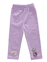 cheap -Toddler Girls' Solid Colored Pants