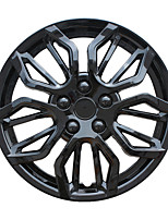 abordables -1 Pieza Tapa del eje 14 inch Moda El plastico / Metal Cubiertas de ruedaForUniversal Motores generales Todos los Años