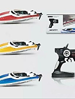 cheap -RC Boat 777-333 Plastic Shell Channels KM/H