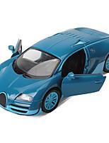 Недорогие -Игрушечные машинки Транспорт / Автомобиль Вид на город / Cool / утонченный Металл Все Для подростков Подарок 1 pcs