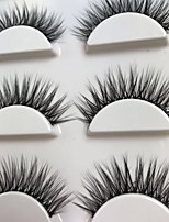 cheap -1 pcs lash False Eyelashes Best Quality / Easy to Use Makeup Eye High Quality / Fashion Event / Party / Daily Wear Daily Makeup / Halloween Makeup / Party Makeup Concealer Curly Multifunctional