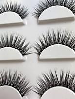 Недорогие -Глаза 1 pcs Консилер / Кудрявый / Многофункциональный Повседневный макияж / Макияж на Хэллоуин / Макияж для вечеринки Натуральная длина Макияж Высокое качество / Мода