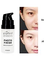 abordables -1 colores Base / Primers Faciales / Lociones y Esencias Húmedo Líquido Blanqueo / Multifuncional / Suave cuello / Base / Rostro Profesional / Alta calidad Protección / Múltiples Funciones Maquillaje