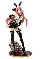 baratos -Figuras de Ação Anime Inspirado por Vocaloid Megurine Luka PVC 26 cm CM modelo Brinquedos Boneca de Brinquedo