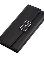 cheap -Women's Bags PU(Polyurethane) Wallet Buttons Blushing Pink / Gray / Fuchsia