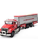 Недорогие -Игрушечные машинки Транспорт / Транспортер грузовик Вид на город / Cool / утонченный Металл Все Для подростков Подарок 1 pcs