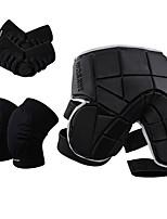 abordables -WOSAWE Équipement de protection motoforProtège Coudes / Pantalons / Genouillère Unisexe Tissu Oxford / Lycra / EVA Antichoc / Protection / Faciliter l'habillage